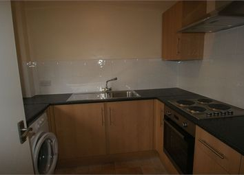 Thumbnail 2 bed flat to rent in Harp Island Close, Neasden, London