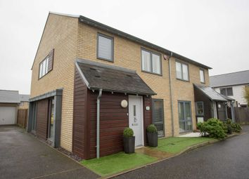 Thumbnail 3 bed semi-detached house for sale in Teal Drive, St Mary`S Island, Chatham