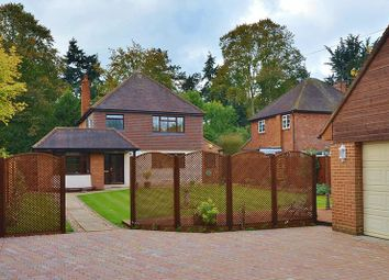 Thumbnail 4 bed detached house for sale in Burkes Close, Beaconsfield