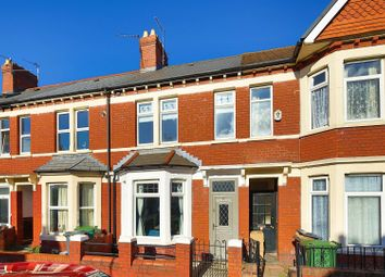 Thumbnail 3 bed property for sale in Brithdir Street, Cathays, Cardiff