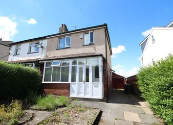 Thumbnail 3 bed semi-detached house to rent in High Park Crescent, Bradford