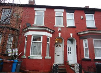Thumbnail 3 bed terraced house to rent in Eadington Street, Crumpsall, Manchester