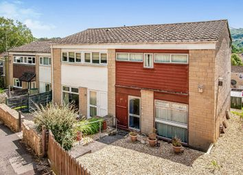 Thumbnail 2 bedroom terraced house for sale in Hill View Road, Larkhall, Bath