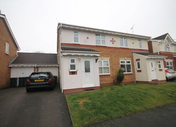 Thumbnail 3 bed semi-detached house for sale in Minton Road, Coventry