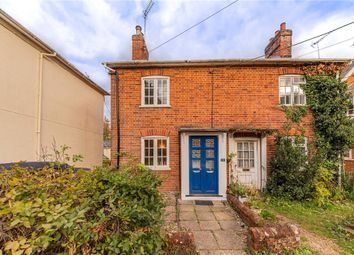 Thumbnail 2 bed semi-detached house for sale in The Grove, London Road, Hartley Wintney