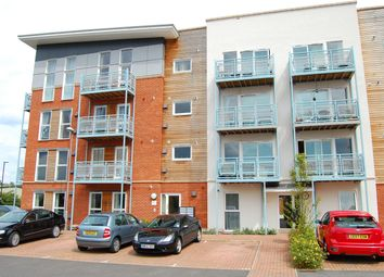 Thumbnail 2 bed flat to rent in Gaskell Place, Ipswich