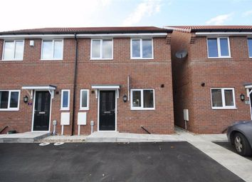 Thumbnail 3 bed semi-detached house to rent in Truro Court, Sutton-On-Hull, Hull