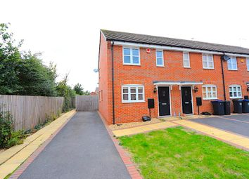 Thumbnail 2 bed town house for sale in Old Farm Lane, Newbold Verdon, Leicester