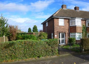 Thumbnail 3 bedroom semi-detached house for sale in Milnercroft, Retford