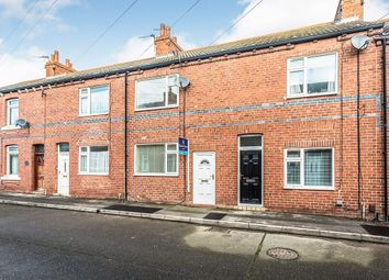Thumbnail 2 bedroom terraced house to rent in Ridgefield Street, Castleford