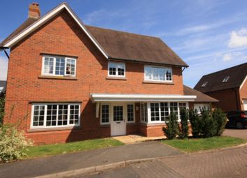 Thumbnail 5 bedroom detached house to rent in Little Lakes, Weston, Crewe