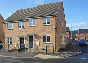 3 bed semi-detached house for sale in Everest Way, Peterborough PE7
