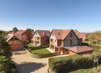 Thumbnail 5 bed detached house for sale in Langham Road, Blakeney, Holt