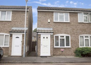 Thumbnail 1 bed property for sale in Spinney Close, West Drayton