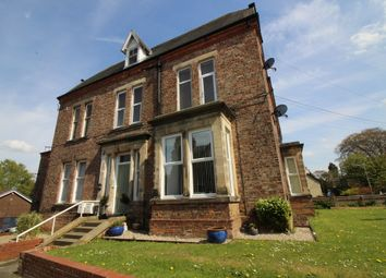 Thumbnail 2 bed flat to rent in Staindrop Road, Darlington