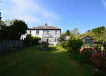 Thumbnail 3 bedroom semi-detached house for sale in St. Clement, Truro