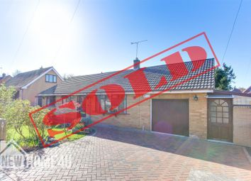 Thumbnail 4 bed detached bungalow for sale in Brookdale Avenue, Connah's Quay, Deeside