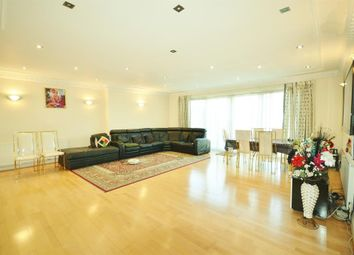 Thumbnail 6 bed semi-detached house for sale in Queenscourt, Wembley, Middlesex
