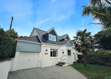 Thumbnail 4 bed detached house for sale in Laity Lane, Carbis Bay, St. Ives, Cornwall