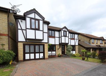Thumbnail 4 bedroom detached house for sale in Cardinal Drive, Lisvane, Cardiff