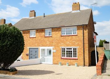 Thumbnail 3 bed semi-detached house for sale in Arundel Drive, Chelsfield, Orpington