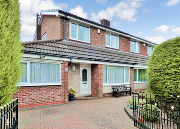 Thumbnail 4 bed semi-detached house for sale in Wilkie Avenue, Burnley