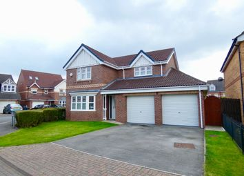 Thumbnail 4 bed detached house for sale in Keynes Park, Kingswood, Hull