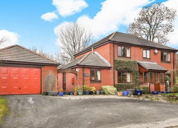 Thumbnail 4 bed detached house for sale in Dolau, Llandrindod Wells