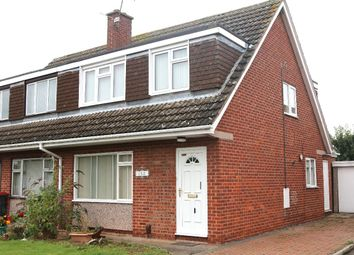 Thumbnail 4 bedroom semi-detached house to rent in Masons Place, Newport