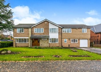 Thumbnail 5 bed detached house for sale in Overhill Lane, Wilmslow
