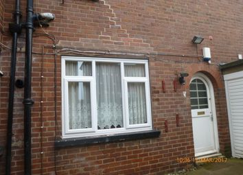 Thumbnail 1 bed flat to rent in Leicester Avenue, Intake, Doncaster