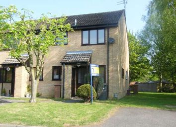 Thumbnail 1 bedroom end terrace house to rent in Somerville, Werrington, Peterborough