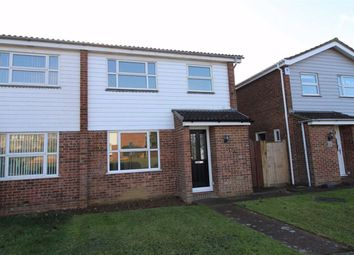 Thumbnail 3 bedroom semi-detached house to rent in Princess Drive, Seaford