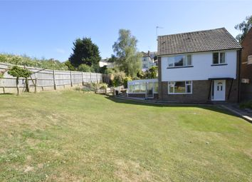 Thumbnail 3 bed detached house for sale in Brookland Close, Hastings, East Sussex