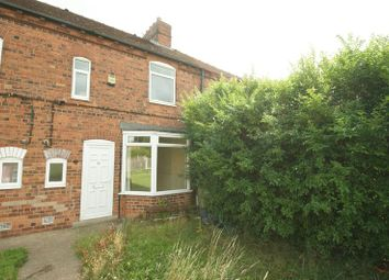 Thumbnail 3 bed terraced house to rent in Field Drive, Shirebrook, Mansfield