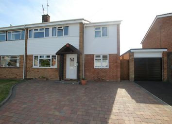 Thumbnail 5 bed semi-detached house for sale in Bedells Avenue, Black Notley, Braintree, Essex