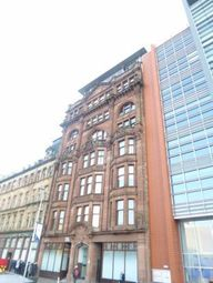 Thumbnail 3 bedroom flat to rent in 74 York Street, Glasgow