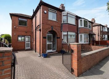 Thumbnail 3 bedroom semi-detached house for sale in Stanwell Road, Swinton, Manchester, Greater Manchester