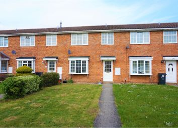 Thumbnail 3 bed terraced house for sale in Hazelbury Crescent, Swindon