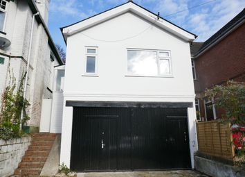 Thumbnail 3 bed maisonette to rent in Vale Road, Poole