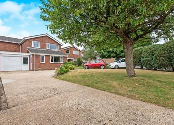 Thumbnail 4 bed detached house for sale in Hellesdon, Norwich, Norfolk