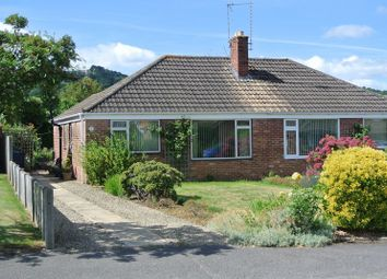 Thumbnail 2 bed semi-detached bungalow for sale in Albemarle Road, Churchdown, Gloucester