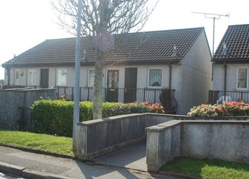 Thumbnail 1 bed flat for sale in Robartes Gardens, St Austell, Cornwall
