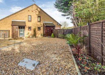 Thumbnail 2 bed terraced house for sale in Uplands, Stevenage, Hertfordshire, England