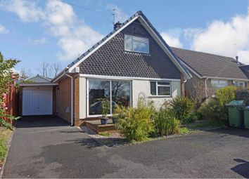 Thumbnail 4 bed detached house for sale in Ashford Close, Cwmbran