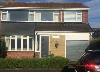 Thumbnail 4 bedroom semi-detached house for sale in Eddrington Grove, Chapel House, Newcastle Upon Tyne
