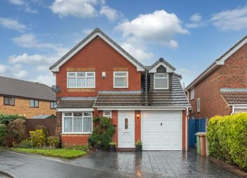 3 bed detached house for sale in Periwinkle Close, Walsall WS8