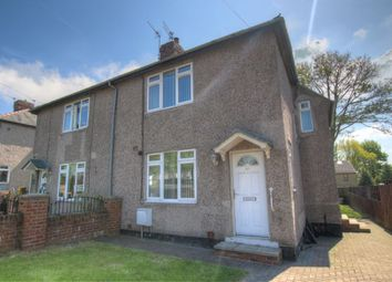 Thumbnail 3 bed semi-detached house for sale in The Grove, Coxhoe, Durham