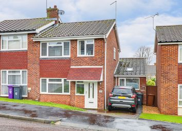 3 bed semi-detached house for sale in Highlands, Royston SG8