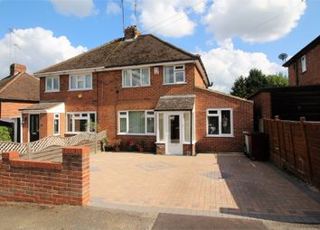 Thumbnail 4 bedroom semi-detached house for sale in Forest Hill, Tilehurst, Reading, Berkshire